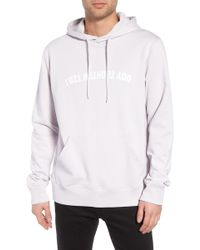 Wesc - Mike Mirror Graphic Hoodie - Lyst