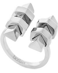 Botkier - Vert Bar Ring - Size 7 - Lyst