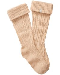 UGG - Shaye Tall Rainboot Socks - Lyst
