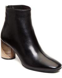 Taryn Rose - Francesca Block Heel Boot - Lyst
