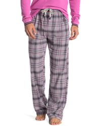 Psycho Bunny - Flannel Lounge Pants - Lyst