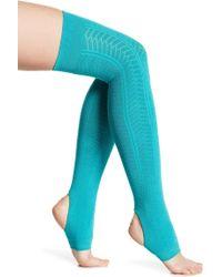 ToeSox - Open Heel Leg Warmers - Lyst