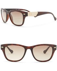 Guess - 55mm Square Sunglasses - Lyst