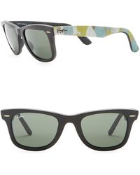 961a219b0ef Lyst - Ray-Ban New Wayfarer Classic Frame for Men