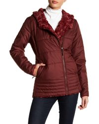 The North Face - Mossbud Swirl Lined Parka - Lyst