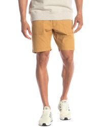 Saturdays NYC Evan Solid Knit Shorts