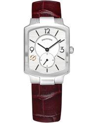 Philip Stein | Women's Classic Quartz Watch, 39mm | Lyst
