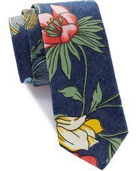 Original Penguin - Westland Floral Tie - Lyst