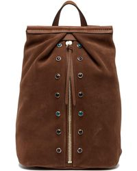 Vince Camuto - Cab Leather Backpack - Lyst