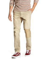 DIESEL - Chi-phoenix Patch Trousers - Lyst