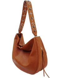 Foley + Corinna | Avery Liberated Vegan Leather Hobo | Lyst