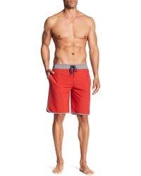 Travis Mathew - Aberdeen Board Shorts - Lyst