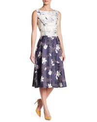 Eva Franco - Jax Maya Jacquard Top & Skirt Set - Lyst