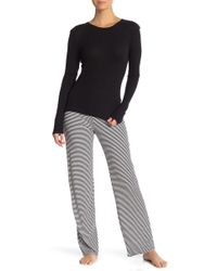 Juicy Couture - Banded Logo Pajama Pants - Lyst