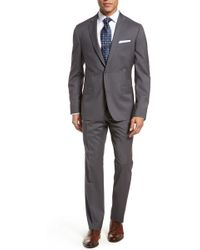John W. Nordstrom - (r) Classic Fit Check Suit - Lyst