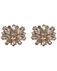 BaubleBar - Wide Cluster Stud Earrings - Lyst