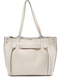 Nanette Lepore - Anetta Double Handle Shoulder Bag (pearl) Bags - Lyst