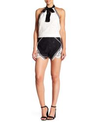 Do+Be Collection - Lace Shorts - Lyst