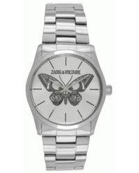 Zadig & Voltaire - Women's Timeless Analog Quartz Bracelet Watch, 33mm - Lyst