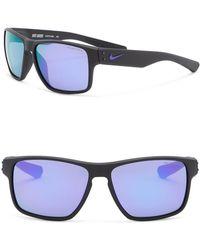 Nike - Mavrk 59mm Square Sunglasses - Lyst