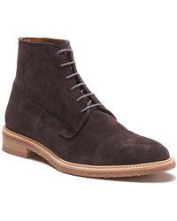 Gordon Rush - Cap-toe Boot Crepe - Lyst