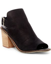 Chinese Laundry - Caleb Leather Bootie - Lyst