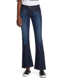 Big Star - Hazel Boot Cut Mid Rise Jeans - Lyst