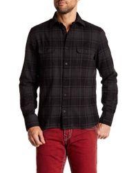 John W. Nordstrom - Elbow Patch Shirt Jacket - Lyst