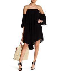 Noa Elle - Hope Off-the-shoulder Dress - Lyst