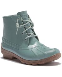 Sperry Top-Sider - Syren Gulf Waterproof Duck Boot - Lyst