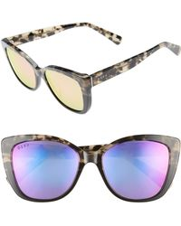 DIFF - Ruby 54mm Polarized Sunglasses - Lyst