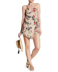 Dress Forum - Wrap Romper - Lyst