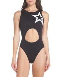 Ultracor - Point Break Dropout One-piece Swimsuit - Lyst