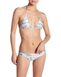Bermies - Village By The Sea Classic Bikini Set - Lyst