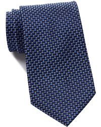 Nordstrom - Silk Brooks Neat Xl Tie - Lyst