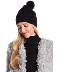Halogen - Cashmere Fashion Slouchy Beanie - Lyst