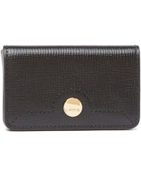 Lodis - Business Chic Mini Rfid Leather Card Case - Lyst