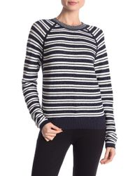 Jason Wu - Crew Neck Long Sleeve Sweater - Lyst