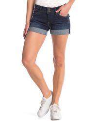 Hudson Jeans - Ruby Cuffed Shorts - Lyst