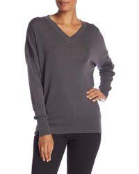 Jarbo - Wide Wool Pullover - Lyst
