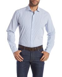 Peter Millar - Summertime Seersucker Stripe Regular Fit Shirt - Lyst
