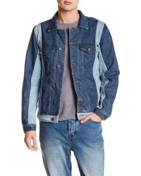 Barney Cools - B.rigid Denim Jacket - Lyst