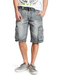 Affliction - Rogue Wave Cargo Short - Lyst
