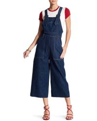 Siwy - Ziggy Flare Overall - Lyst
