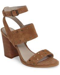 Hinge - Corrine Ankle Strap Sandal - Lyst