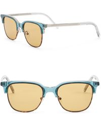 Tomas Maier - 50mm Clubmaster Sunglasses - Lyst