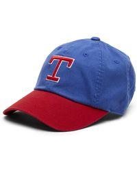 American Needle - Ballpark Texas Rangers Baseball Cap - Lyst