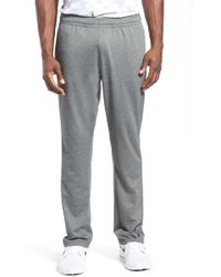 Zella - 'pyrite' Tapered Fit Knit Athletic Trousers - Lyst