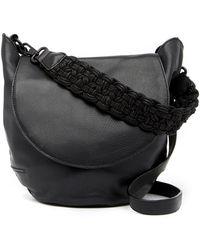 The Sak - Bailard Leather Saddle Bag - Lyst