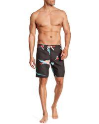 Riviera Patterned Swim Shorts Big Sale sN0nf